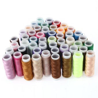 50 Color Fine Sewing Thread for Hand Sewing Industrial Machine -intl - 5