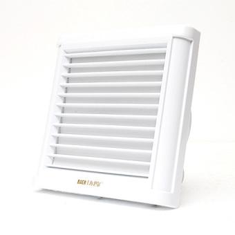 6 inch 150mm window type exhaust fan white intl for 10 inch window exhaust fan