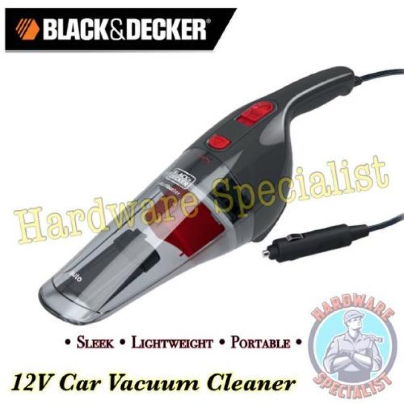 Black And Decker NV1210AV 12V Car Vacuum Cleaner Singapore