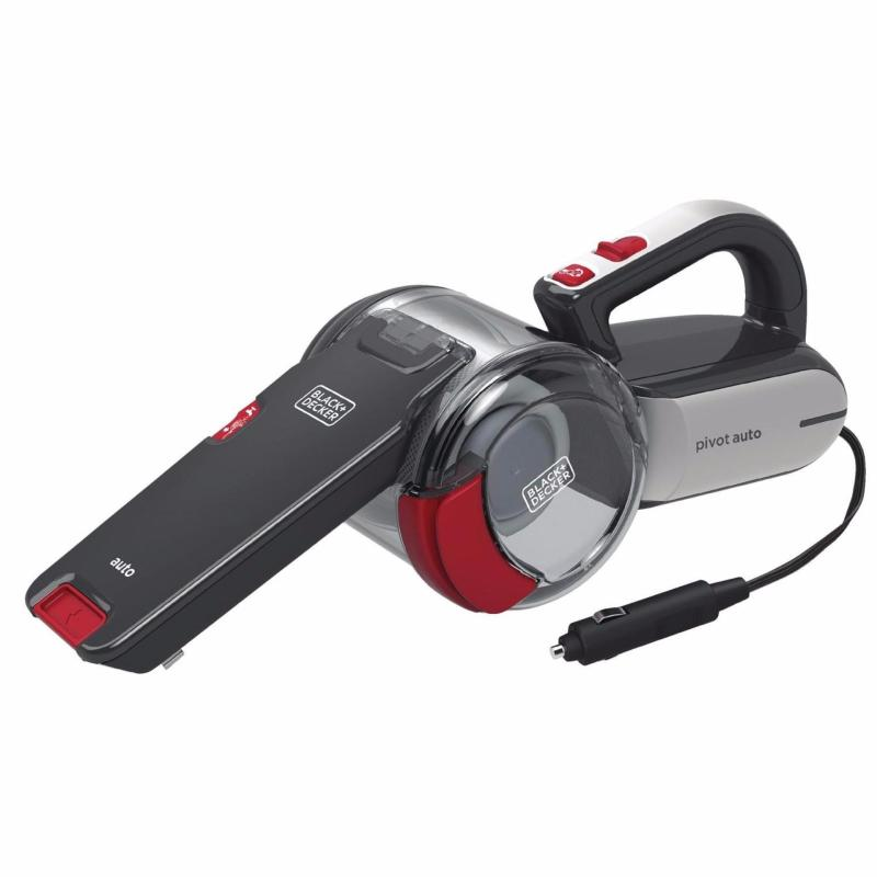 Black and Decker PV1200AV Auto Dustbuster Pivot 12V Car Vacuum Cleaner Singapore
