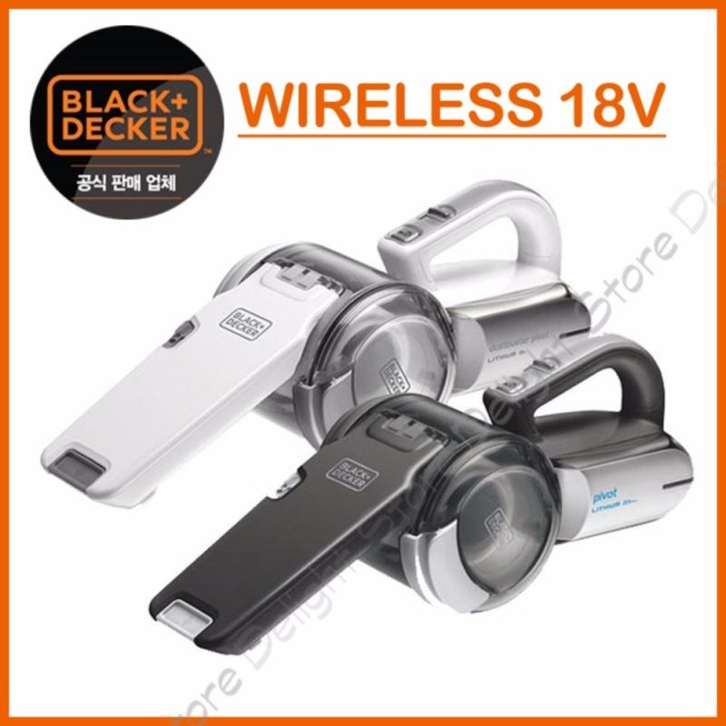 BLACK+DECKER Dustbuster Pivot Cordless Hand Vacuum Wireless Stick Handy Cyclone - intl Singapore