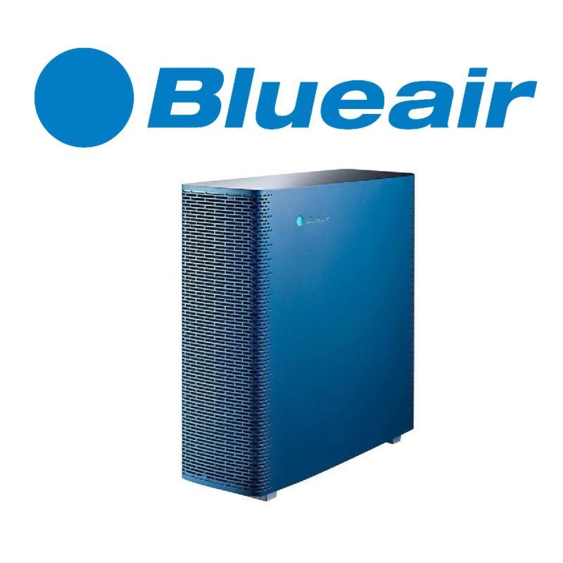 Blueair Sense+ Air Purifier With Hepa Particle Filter Midnight Blue Singapore