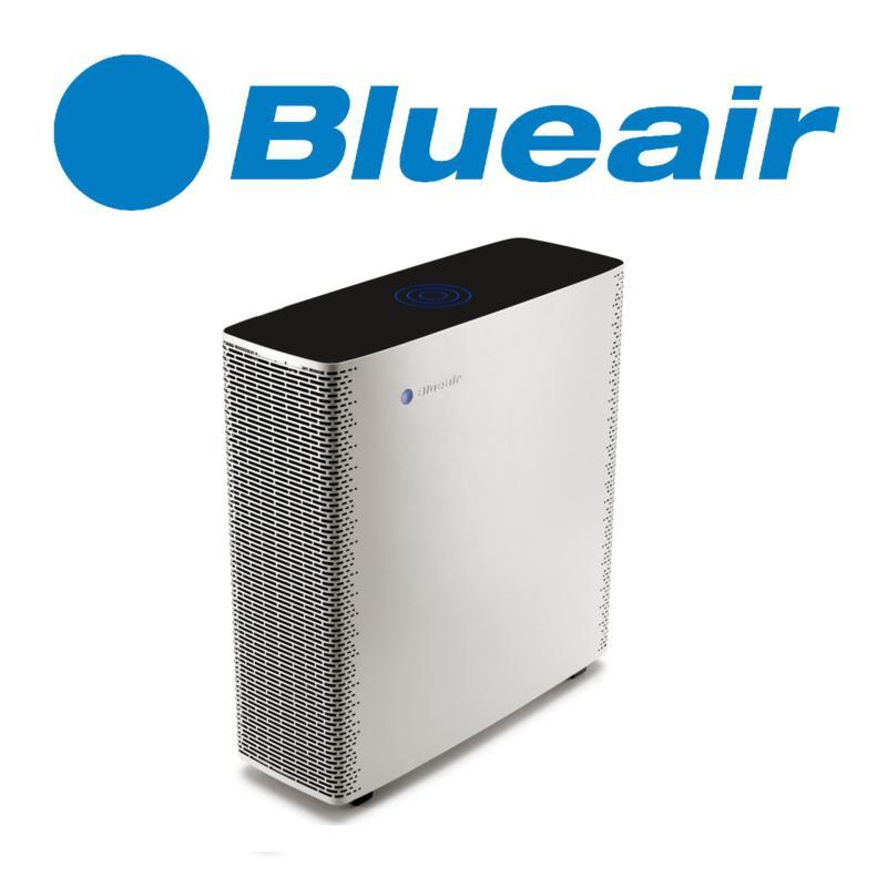 Blueair Sense+ Air Purifier With Hepa Particle Filter Warm Gray Singapore