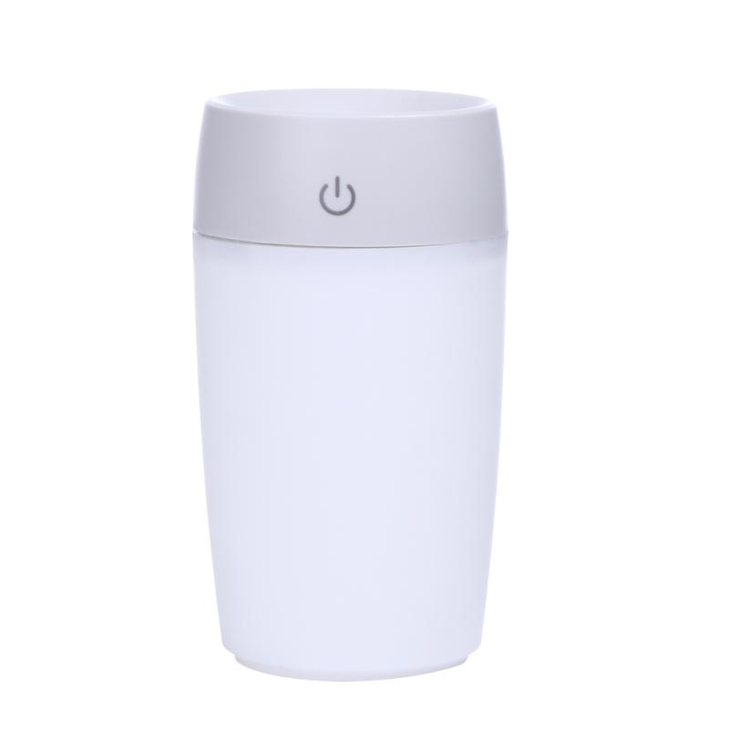 Cup Humidifier Mini Home Quiet Horizontal Mini Air Purifier Air Conditionin - intl Singapore