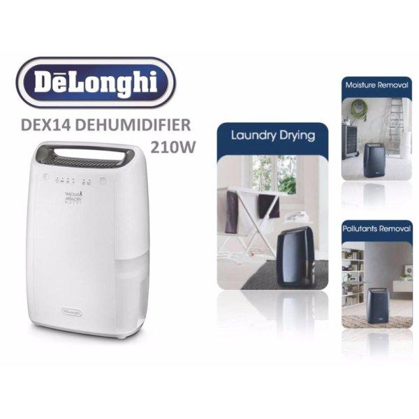 DeLonghi Tasciugo Ariadry DEX14 Dehumidifier (White) Singapore