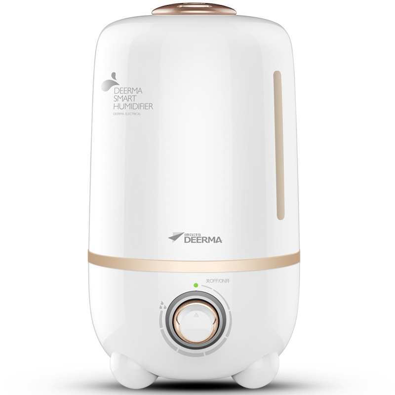 Deerma Air Humidifier Mini Home Silent Bedroom, Pregnant Women, Large Capacity Office, Small Aromatherapy Machine - intl Singapore