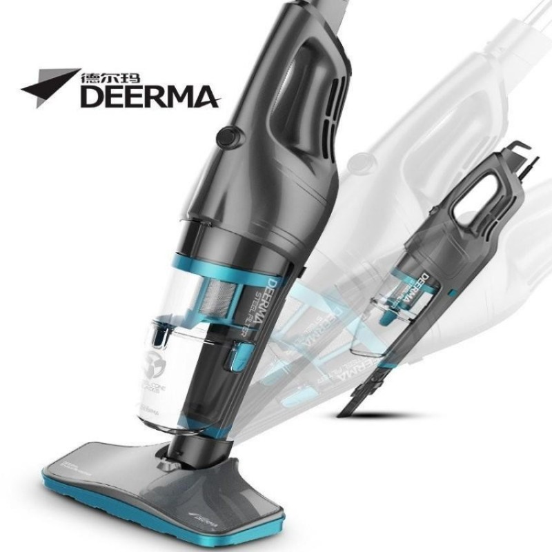 Deerma DX920 Portable Steel Filter Vacuum Cleaner with MitesCleaning  - intl Singapore