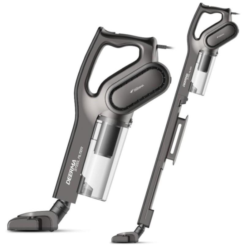 Deerma Powerful Vacuum Cleaner 2in1 Portable/Handheld Vacuum DX700S  - intl Singapore