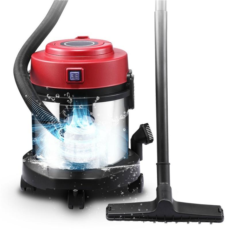 Deerma Small Powerful Vacuum Cleaner Household Bucket Wet/Dry DX132F - intl Singapore