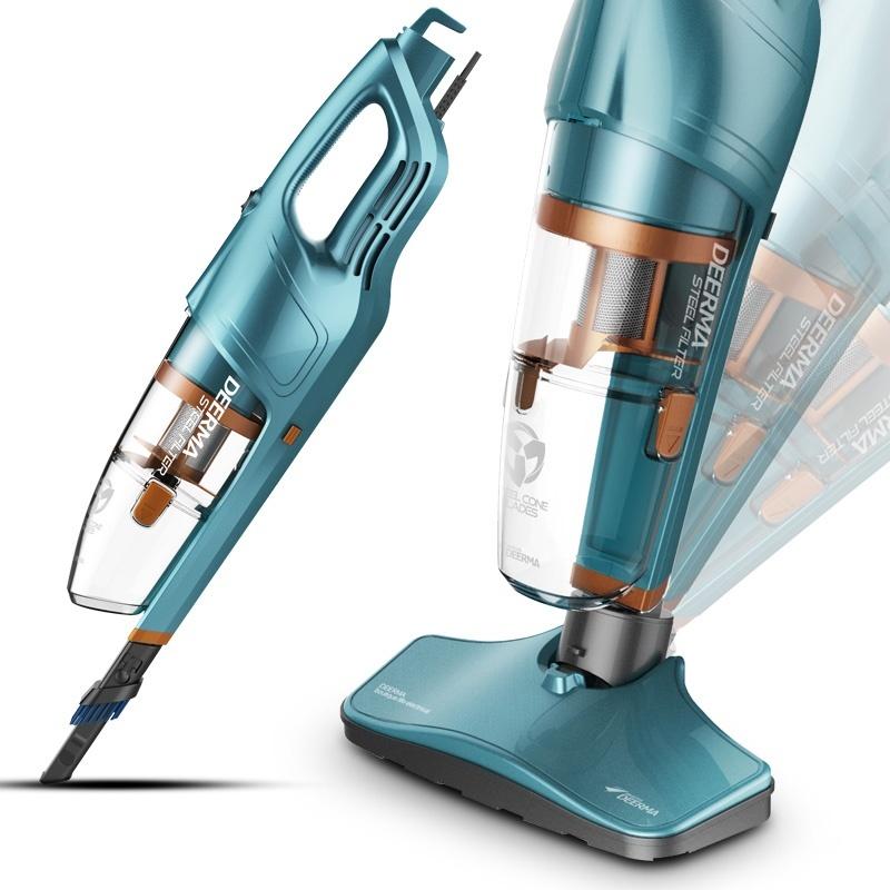 Deerma Vacuum Cleaners Household Hand-held Vacuum Cleaner DX930 - intl Singapore