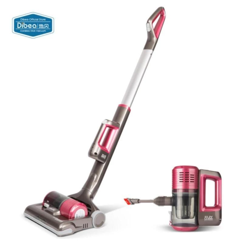 [Dibea Official E-Store] Cordless C01 Standing 2 in 1 Vacuum Cleaner Singapore