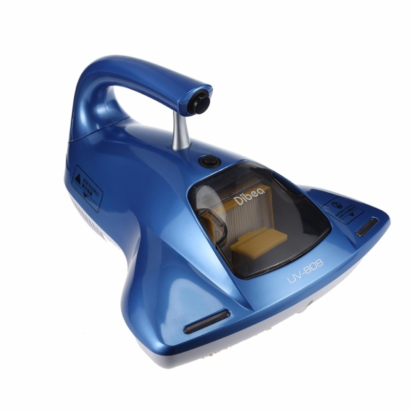 Dibea UV - 808 Handheld Ultraviolet Light Dust Mites Vacuum Cleaner Home Aspirator Mattress Mites Killing House Cleaning Machine - intl Singapore