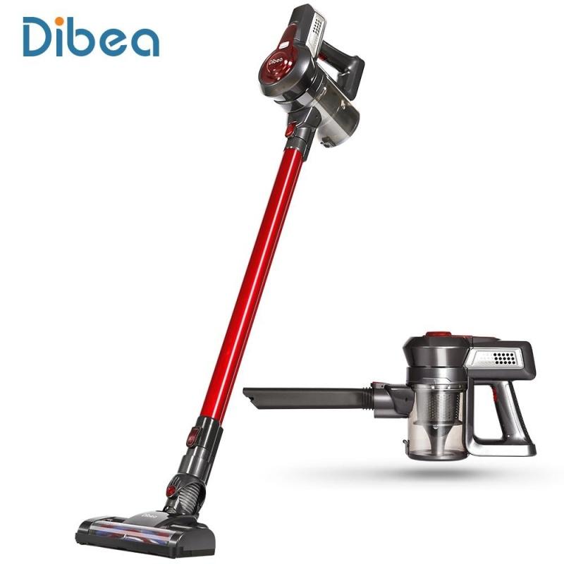 Dibea Wireless Upright Vacuum Cleaner - intl Singapore
