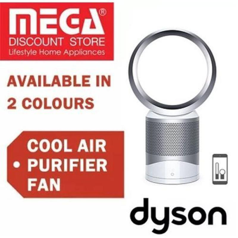 Dyson Dp01 Pure Cool Air Purifier Fan Blue Singapore