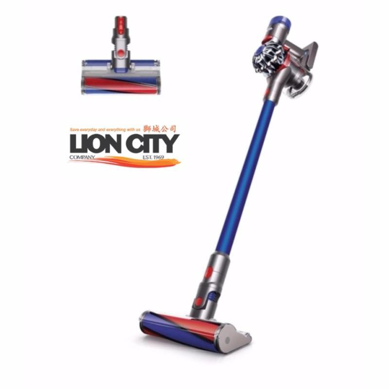 Dyson SV10 Fluffy Pro V8 Fluffy Pro Cordless Vacuum Clean Singapore