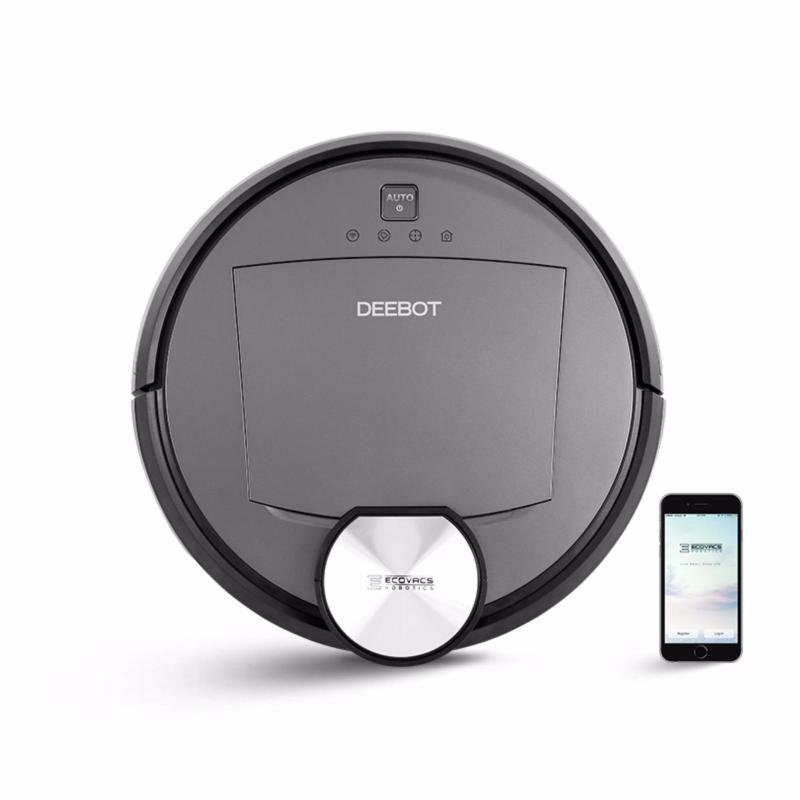 ECOVACS DEEBOT R95 ROBOT VACUUM CLEANER WITH APP CONTROL FUNCTION Singapore