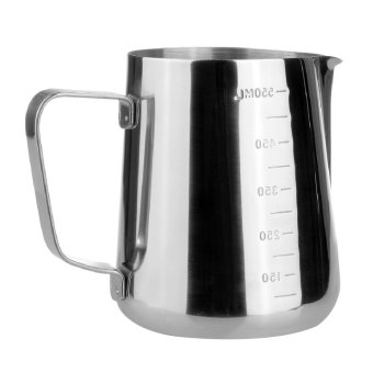 Harga Stainless Steel Espresso Coffee Pitcher In Kitchen Home Craft Coffee Jug Latte Milk Frothing Coffee Tea Tools
