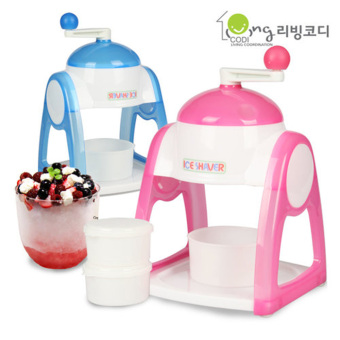 Harga Living Codi Korea A02 ICE Grinder (Light Pink) - intl