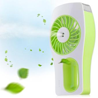 Harga Portable USB Aromatherapy Diffuser Humifier Mist Fan
