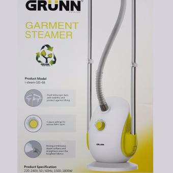 Harga Grunn Garment Steamer GIS-68 (German Design)