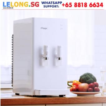 Harga SHOPNSAVE Korea Magic B100C Water Dispenser with built-in Water Purifier, Sediment, Pre Carbon, Post Carbon *White