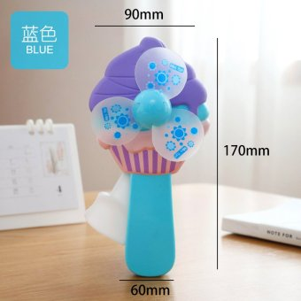 Harga Small fan mini handheld dynamo hand carry portable student dormitory cute cartoon toys for children gift
