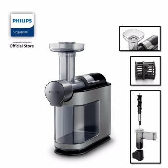 Harga Philips Avance Collection Masticating Juicer HR1897/31