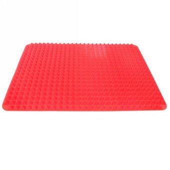 As seen on tv Pyramid Pan Non-Stick Silicone Cooking Mat Silicone Baking Mat - 4