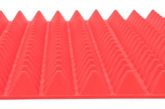 As seen on tv Pyramid Pan Non-Stick Silicone Cooking Mat Silicone Baking Mat - 3