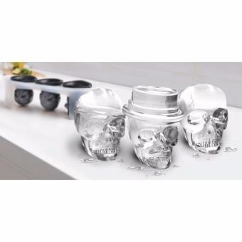 Tovolo Skull Ice Molds - 3