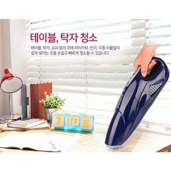 SSAKS Korea AT-5000 Wireless Stick and Slim Handy Cyclone Vacuum Cleaner with Stand - intl - 3
