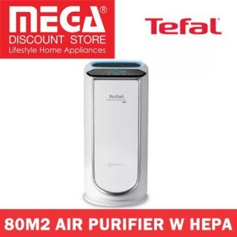 Harga Tefal Pu6025 Air Purifier With Hepa Filter
