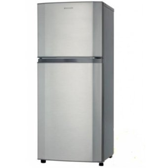 panasonic nrbm229pssg 2 doors fridge colour stainless