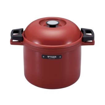 Harga Tiger New Thermal Magic Cooker NFH-A300 Red (3 Litre)