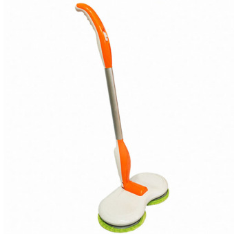 Harga GWELL 1004 Cordless Water Floor Mop Cleaner + 2pads