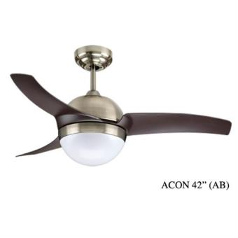Harga Fanco E-Series Ceiling Fan w/ Remote Ctrl A-CON 42""