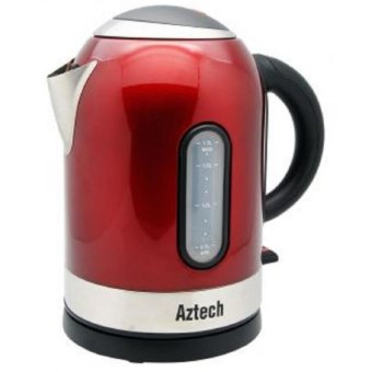 Harga Aztech AEK1700 Electric Kettle 1.7L (Red)
