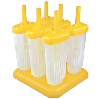 Harga Tovolo Groovy Pop Molds Set of 6
