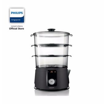 Harga Philips Avance Collection Food Steamer (9L) - HD9150