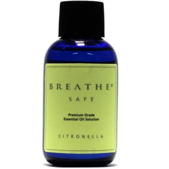 Harga Breathe Safe - Citronella Aromatherapy Water Soluble Essences