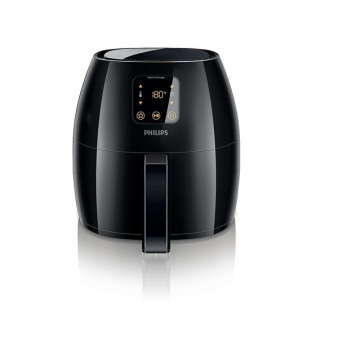 Harga Philips Advance Collection XL (HD9240-90) Low-Fat Air Fryer Multi-cooker 1.2 KG Black with Rapid Air technology