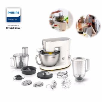 Harga Philips HR7954 Avance Collection Kitchen Machine with FREE ENDO KITCHEN SCALE WORTH $69 FROM PHILIPS