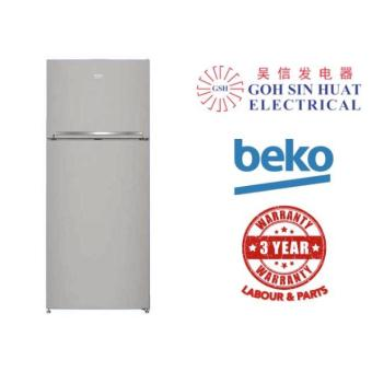 Harga Beko RDNE455K20ZX 455L Top Mount Fridge