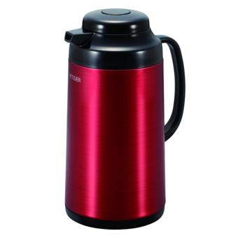 Harga Tiger Thermal / Vacuum Flask 1 Litre PRO-C100 (Crimson Red)