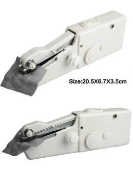 Harga Hand Held Clothes Sewing Machine