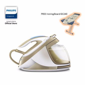 Harga FREE Philips Ironing Board With Philips Steam Generator - GC9642