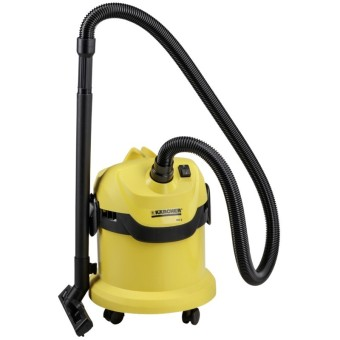 Harga Karcher WD2 Multi-Purpose Wet and Dry Vacuum Cleaner (Yellow)