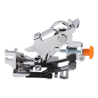 Harga Ruffler Sewing Machine Presser Foot - Fits All Low Shank Singer, Brother, Babylock, Husqvarna Viking (Husky Series), Euro-pro, Janome, Kenmore, White, Juki, Bernina (Bernette Series), New Home, Simplicity, Necchi and Elna Sewing Machines
