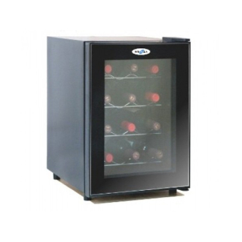 Harga Farfalla 12 Bottle Wine Cooler FWC-40BK