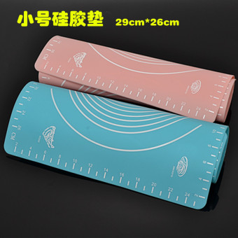 Large trumpet high temperature baking mat dough baking mat silicone mat non stick fondant mat
